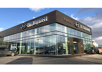 Kamloops car dealership Kamloops Hyundai Ltd.
