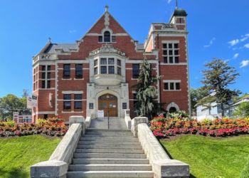 Kamloops landmark Kamloops Old Courthouse