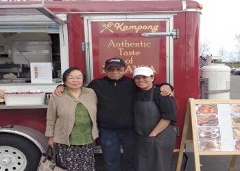 Port Coquitlam food truck Kampong