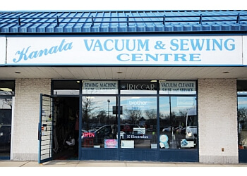 Ottawa sewing machine store Kanata Vacuum & Sewing Centre