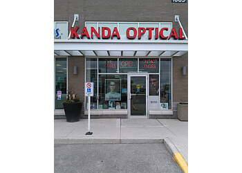 Milton optician Kanda Optical