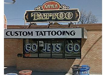 Winnipeg tattoo shop Kapala Tattoo Inc.