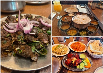 Toronto indian restaurant Karaikudi Chettinad Restaurant