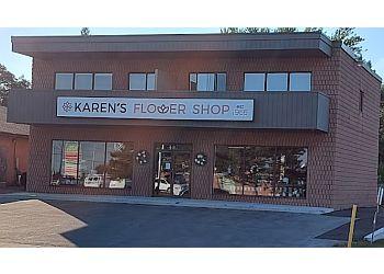 Milton florist Karen's Flower Shop