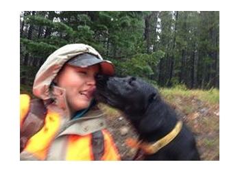 Red Deer dog trainer Karing Holmes