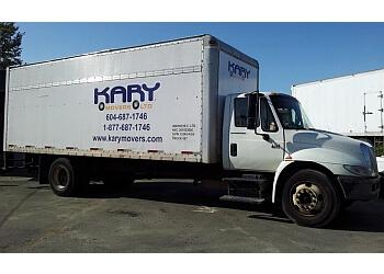 Langley moving company Kary Movers Ltd.
