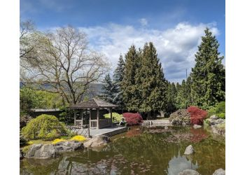 Kelowna places to see Kasugai Gardens
