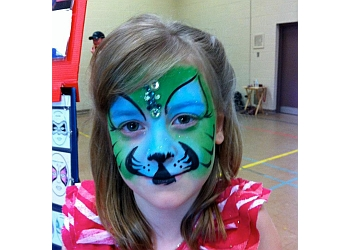Brantford face painting Katie The Great