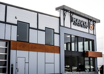 Saskatoon auto body shop Kavia Auto Body