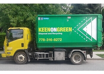 Vancouver junk removal Keen on Green Disposal & Recycling Inc.