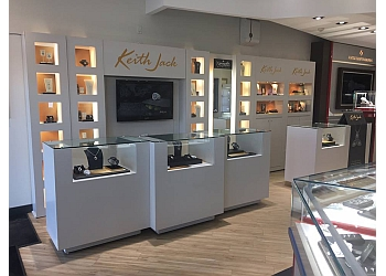 North Vancouver jewelry Keith Jack Inc.
