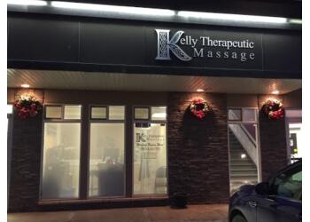 Grande Prairie massage therapy Kelly Therapeutic Massage