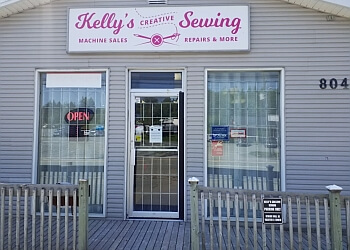 Halifax sewing machine store Kellys Creative Sewing