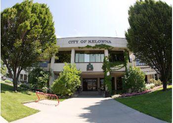 Kelowna landmark Kelowna City Hall