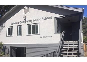 Kelowna music school Kelowna Community Music School
