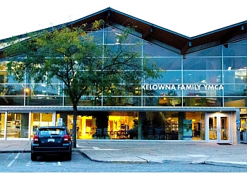 Kelowna recreation center Kelowna Family YMCA