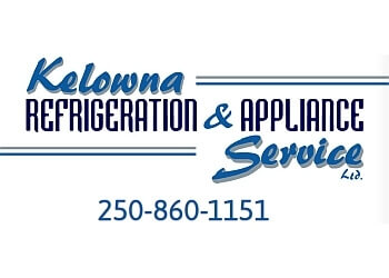 Kelowna appliance repair service Kelowna Refrigeration and Appliance Service Ltd.