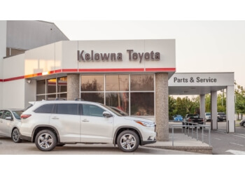 Kelowna car dealership Kelowna Toyota