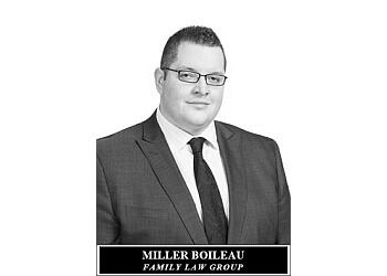 Edmonton divorce lawyer Ken Proudman