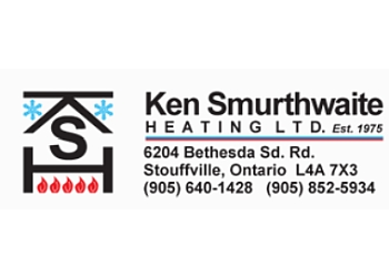 Stouffville hvac service Ken Smurthwaite Heating Ltd.