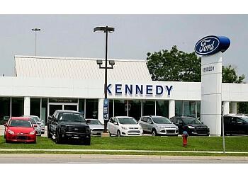 Oakville car dealership Kennedy Ford