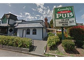 Delta sports bar Kennedy's sports Pub