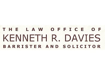 Sault Ste Marie divorce lawyer Kenneth R. Davies