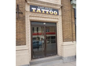 Kawartha Lakes tattoo shop Kent Street Tattoo