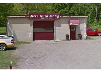 Orillia auto body shop Kerr Auto Body