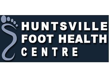 Huntsville podiatrist Kerri Lynn Vallentin, DCh