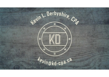 Pickering accounting firm Kevin L. Derbyshire, CPA