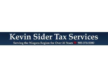 Niagara Falls tax service Kevin Sider income tax