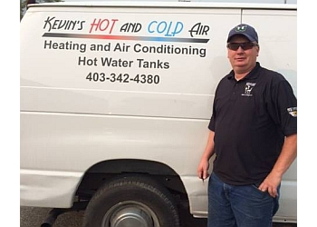 Red Deer hvac service Kevin's Hot and Cold Air