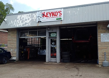 Kitchener car repair shop Keyko's Auto Service Inc.