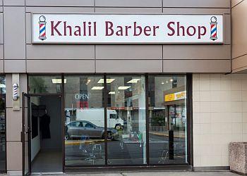 Ottawa barbershop Khalil Barbershop