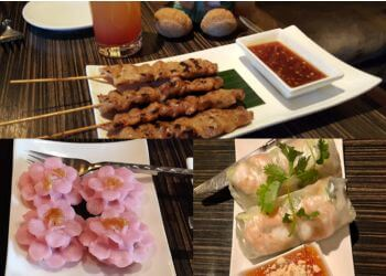 Calgary thai restaurant Khao San Thai Kitchen