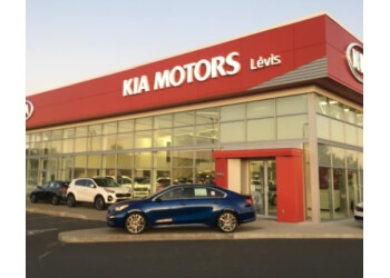 Levis car dealership Kia Lévis