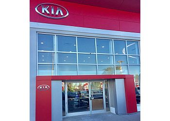 Newmarket car dealership Kia of Newmarket