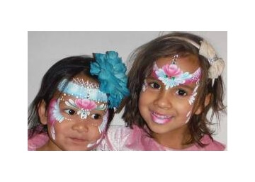 Winnipeg face painting Best Kids's Parties by Eveliny