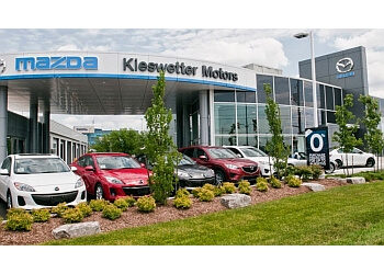 Kitchener car dealership Kieswetter Mazda