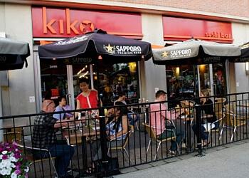 Ottawa sushi Kiko Sushi Bar
