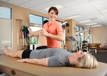 Kawartha Lakes physical therapist Kim Dupuis PT, BScH, BScPT, EC