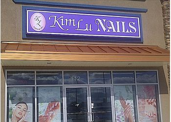 Red Deer nail salon Kim Lu Nails Ltd.