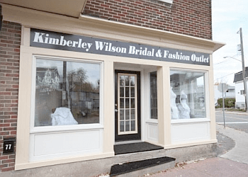 Ottawa bridal shop Kimberley Wilson Bridal & Fashion Outlet