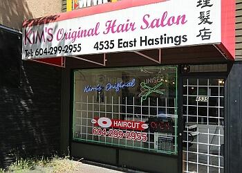 Burnaby hair salon Kim's Original Hair Salon