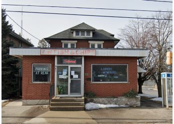 Kitchener fish and chip King Fish & Chips