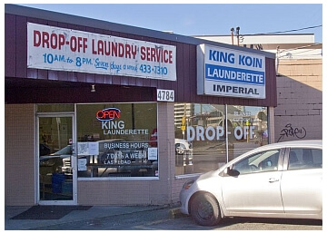 King Koin Laundry Burnaby Dry Cleaners