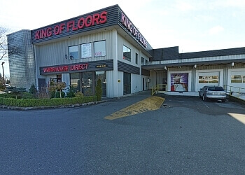 Surrey flooring company King Of Floors