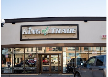 Lethbridge pawn shop King Of Trade