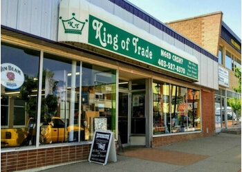 Medicine Hat pawn shop King Of Trade